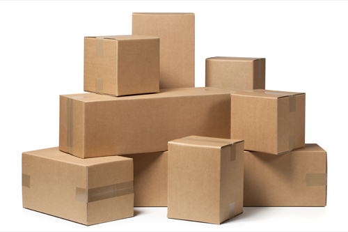 Corrugated Boxes - Packaging