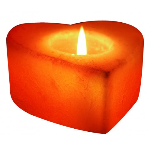 Heart Salt Candle HSC-01