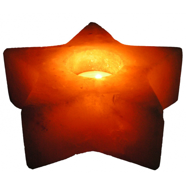 Star Salt Candle STC-01