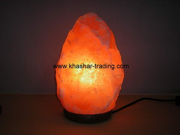 Natural Salt Lamp NSL-01